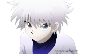 Killua Zoldyck Computer Wallpaper