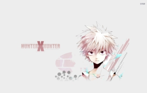 Killua Zoldyck HD