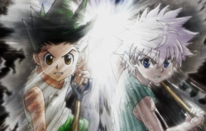 Killua Zoldyck HD Desktop
