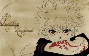 Killua Zoldyck HD Wallpaper