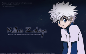 Killua Zoldyck High Quality Wallpapers
