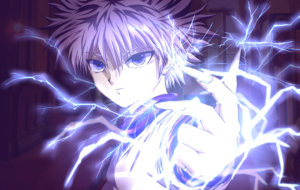 Killua Zoldyck Wallpapers