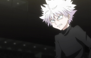Killua Zoldyck For Desktop