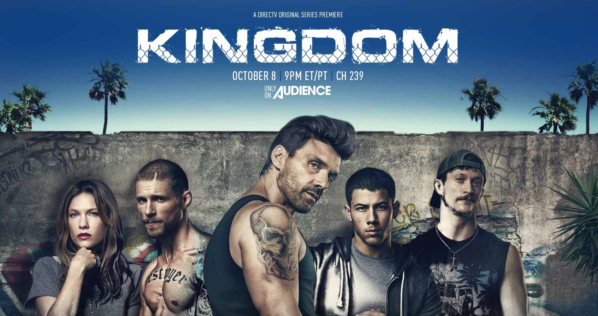 Kingdom TV Series