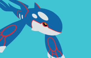Kyogre Computer Wallpaper