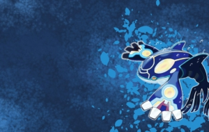 Kyogre Wallpaper