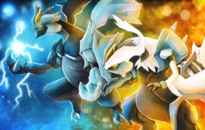 Kyurem High Definition