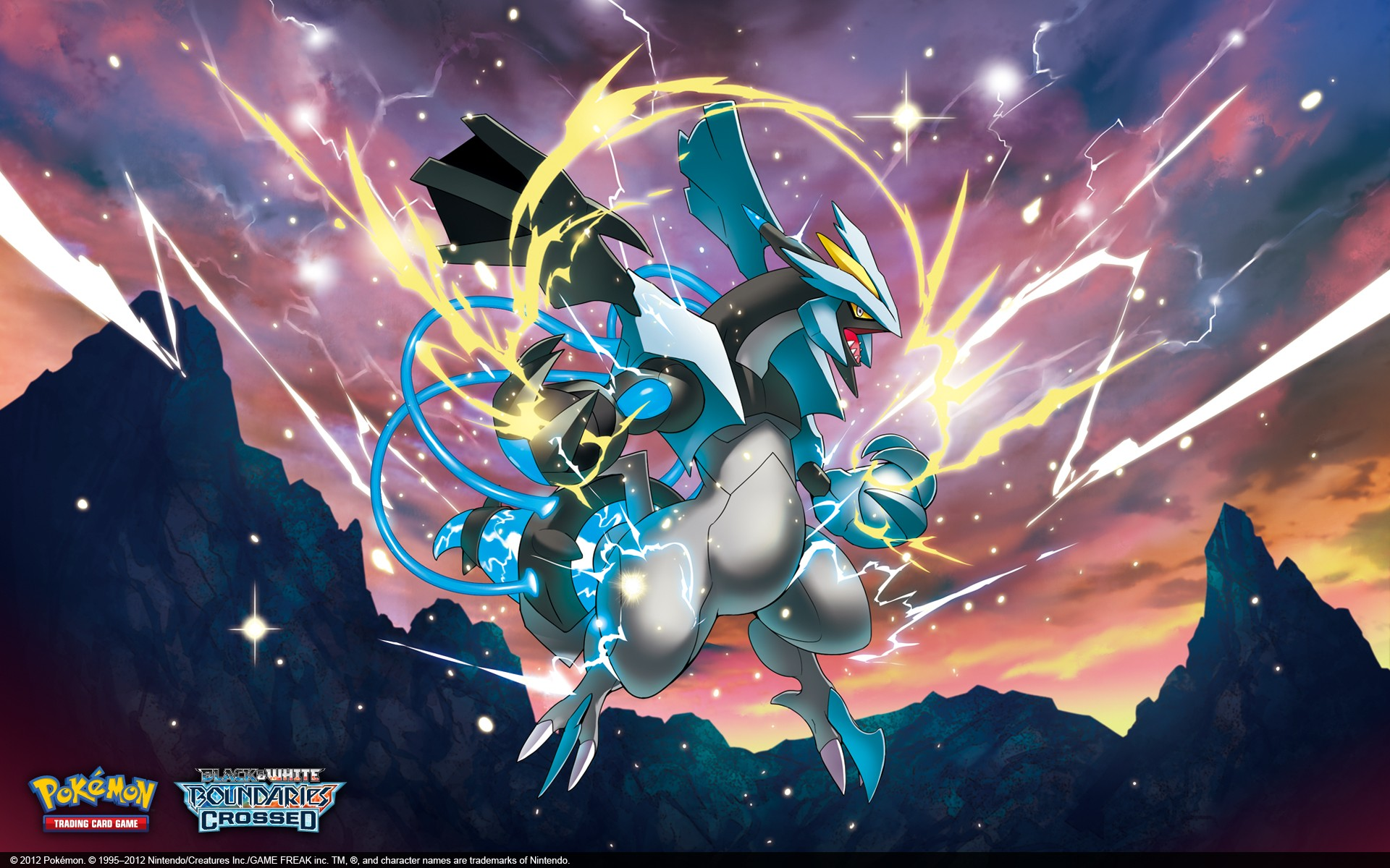 56 Cool Pokemon Wallpapers Download Free Amazing: Kyurem HD Wallpapers