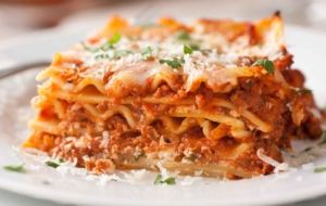 Lasagna HD Wallpaper