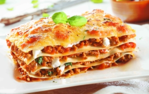 Lasagna Widescreen