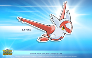 Latias Background