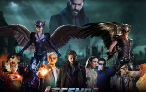 Legends Of Tomorrow Wallpaper