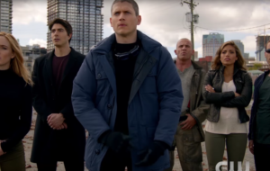 Legends Of Tomorrow Widescreen