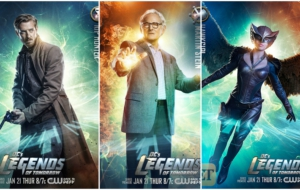 Legends Of Tomorrow For Desktop