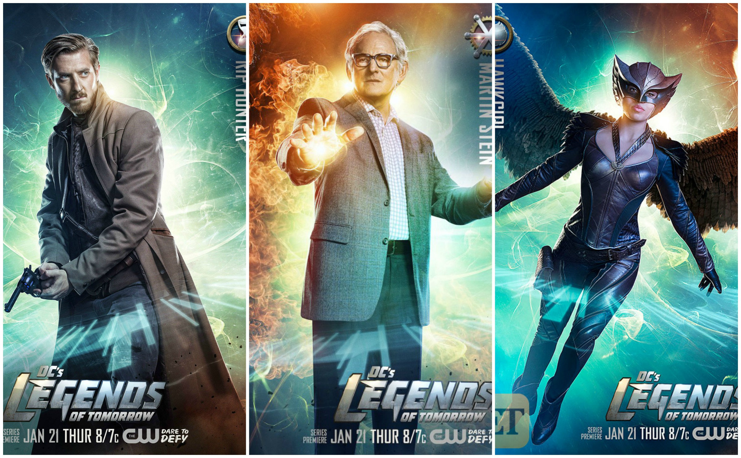 Legends Of Tomorrow HD Wallpapers