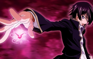 Lelouch Lamperouge Background