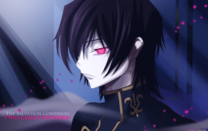 Lelouch Lamperouge Computer Wallpaper