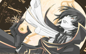 Lelouch Lamperouge HD