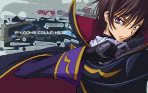 Lelouch Lamperouge HD Desktop