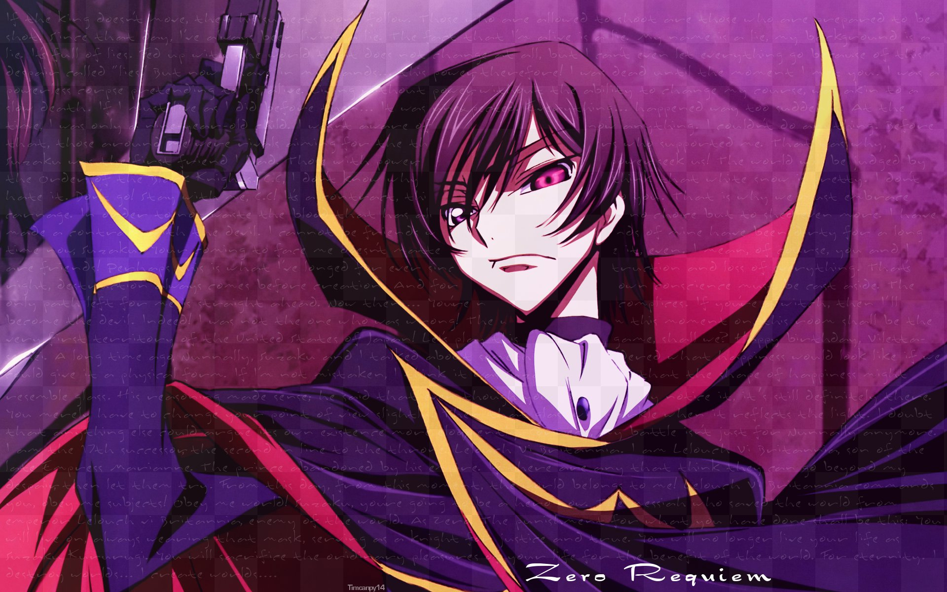 wallpaper lelouch - photo #18