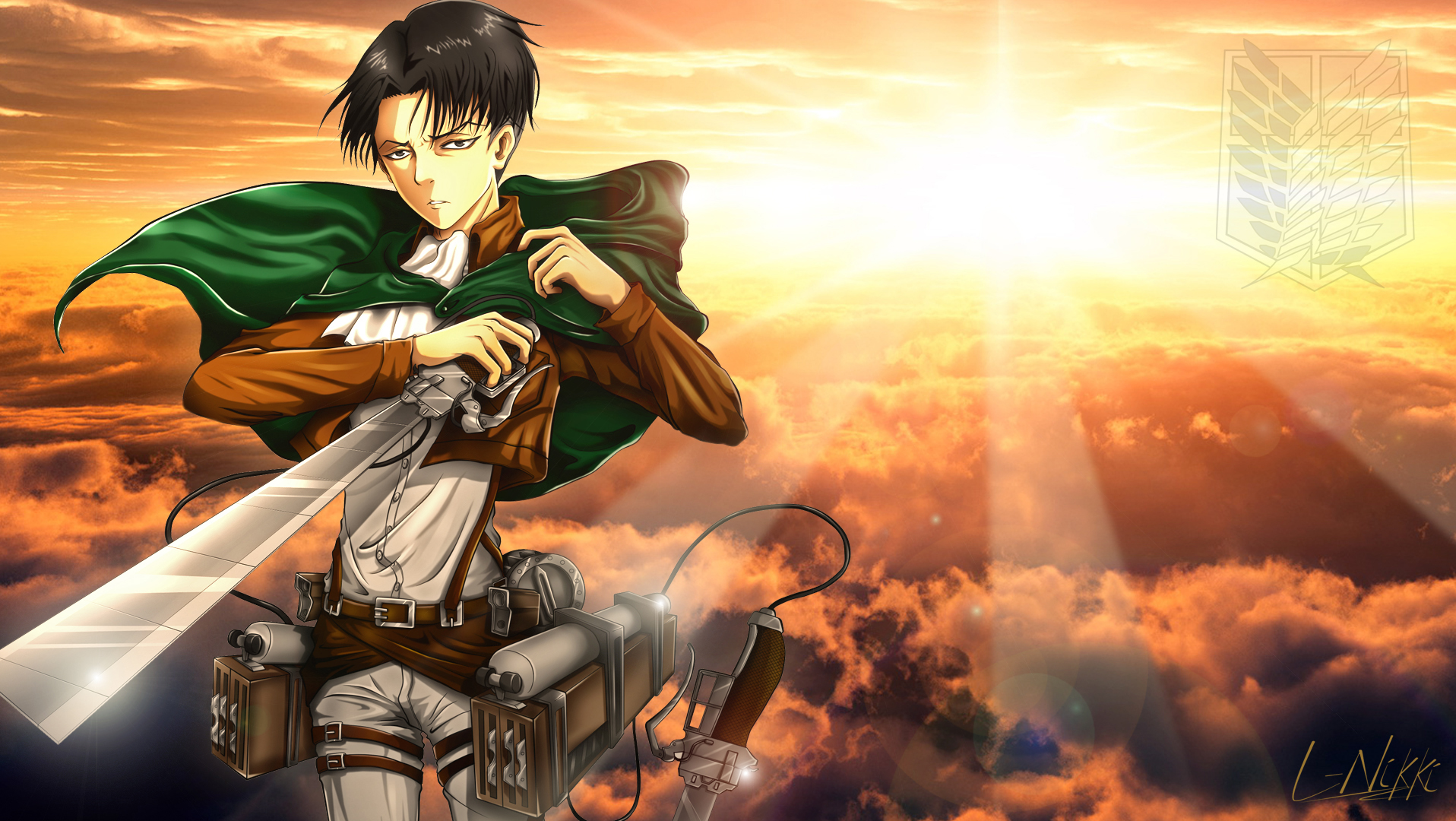 Levi HD Wallpapers
