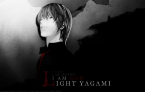 Light Yagami Computer Wallpaper
