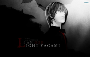 Light Yagami Widescreen
