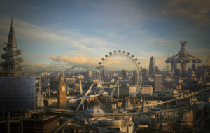 London Widescreen