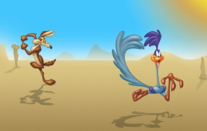 Looney Tunes HD Background