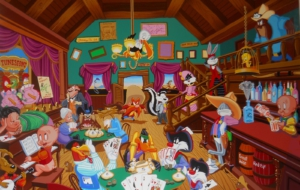 Looney Tunes Photos