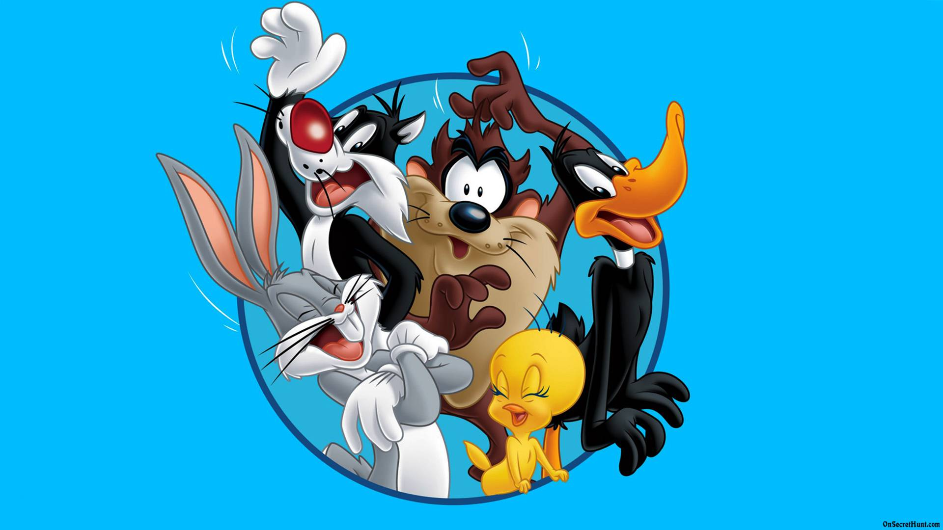 Baby looney tunes wall decals