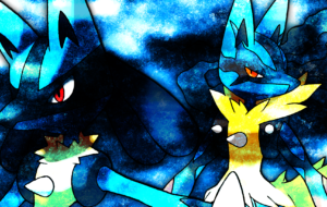 Lucario HD Wallpaper