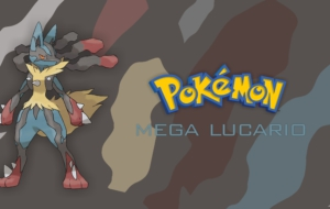 Lucario High Definition