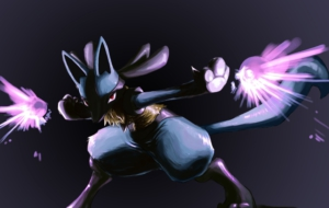 Lucario High Definition Wallpapers