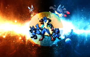 Lucario Full HD