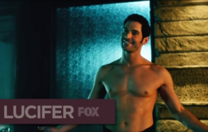 Lucifer TV Series High Definition Wallpapers