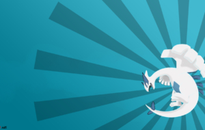 Lugia Widescreen