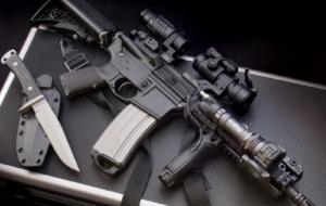 M21 Rifle HD Wallpaper