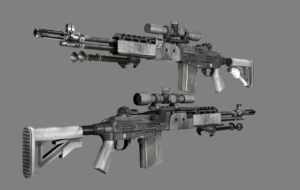M21 Rifle High Definition Wallpapers
