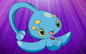 Manaphy Computer Wallpaper