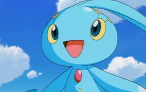 Manaphy For Desktop