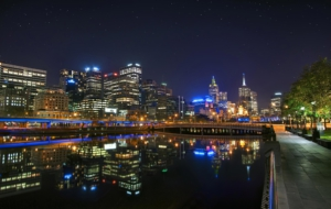 Melbourne Background