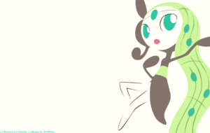 Meloetta Wallpapers