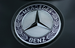 Mercedes Benz Background