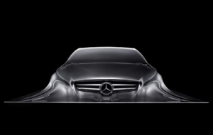 Mercedes Benz Widescreen