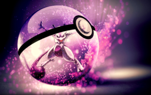 Mewtwo HD Wallpaper