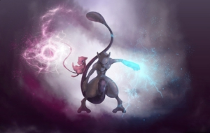 Mewtwo Wallpapers