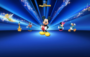 Mickey Mouse Widescreen