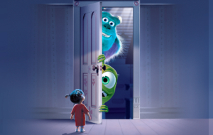 Monsters Inc Background