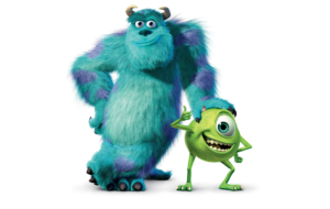 Monsters Inc Full HD